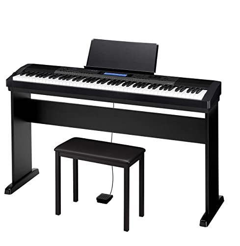 Casio 88 Key Digital Piano Bundle - CDP-235CSCB