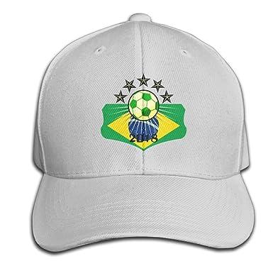 65e91f95 ... promo code soccer game 2018 brazil unisex fashion dad hats adjustable  baseball caps 734da c3658