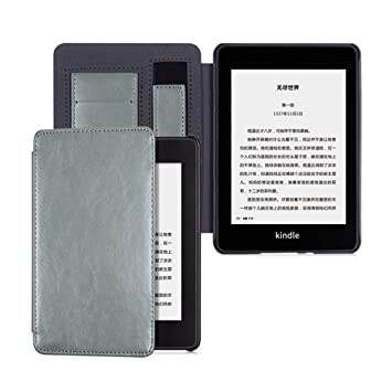 WDBHTAO Funda Kindle Funda Inteligente Colocar Funda Kindle ...