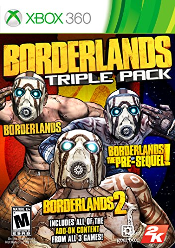 Top 9 borderlands xbox360