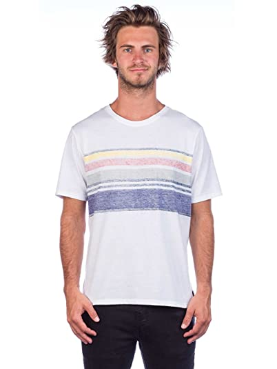 2a754ad4de Amazon.com  Hurley AQ1553 Men s Pendleton Yosemite Striped T-Shirt ...