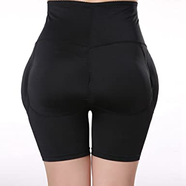 c5eae6f7a980a Image Unavailable. Image not available for. Color  ASO-SLING Women Sexy High  Waist Control Panties Buttock Black Shaperwear Shorts Underwear Pants  Slimming