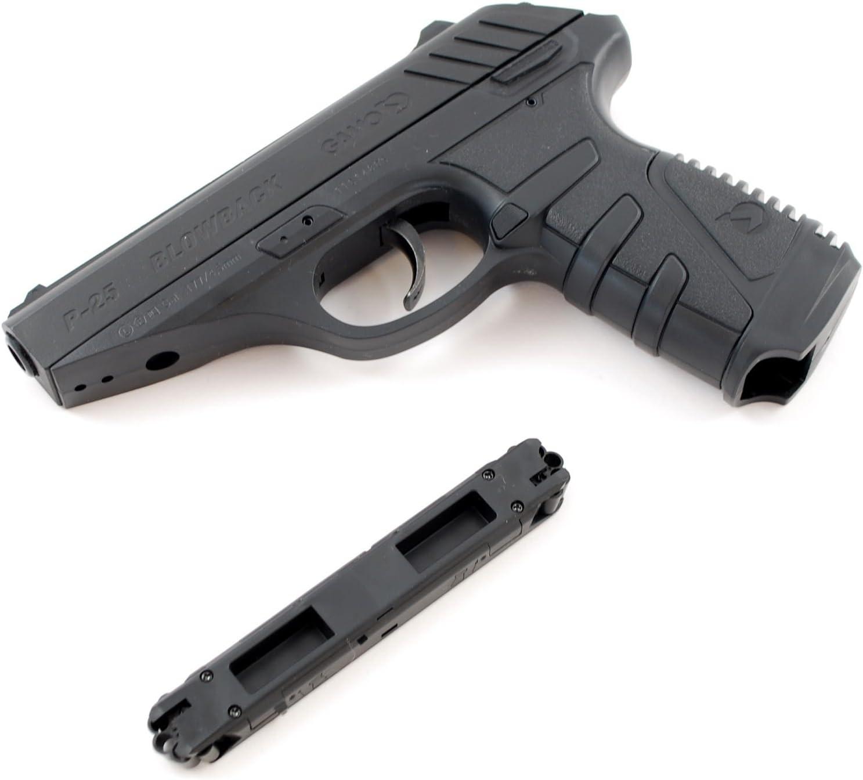 Gamo 6111378 - Pistola P-25 Blowback - Cal: 4,5