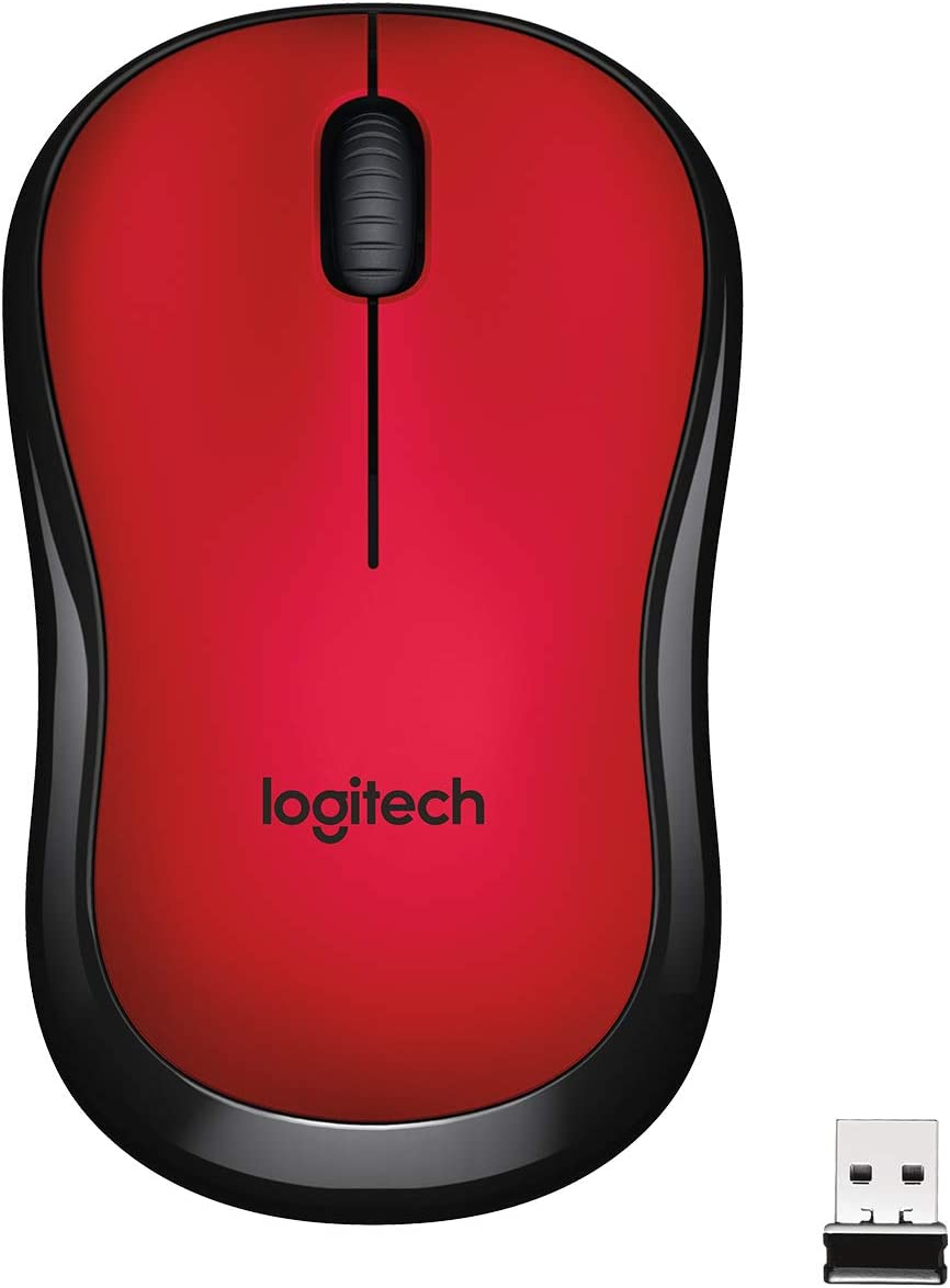 Logitech M187 Ultramobile Wireless Mouse Computers Accessories