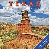 Texas 2020 Wall Calendar