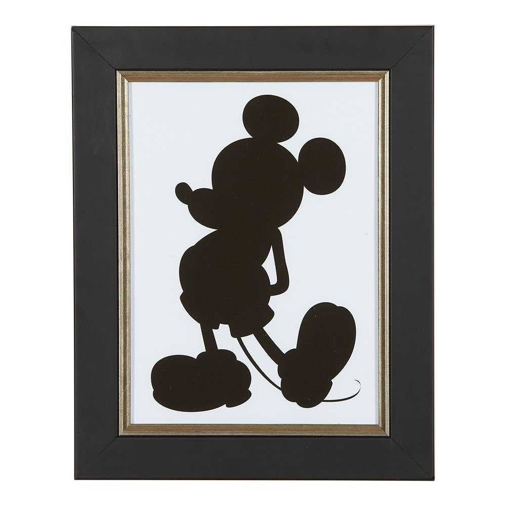 Ethan Allen | Disney Mickey Mouse Silhouette III