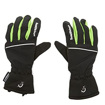Herren SEALSKINZ Unisex Sealskinz All Weather Women Riding Handschuhe Black NEU Camping & Outdoor