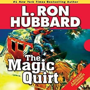 The Magic Quirt Audiobook