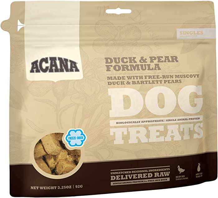The Best Dog Food Duck And Pear