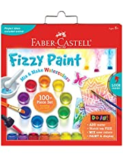 Deal on Faber-Castell Do Art Fizzy Paint, Mix and Make Watercolor Kit for Kids Fizzy Paint Kit. Discount applied in price displayed.