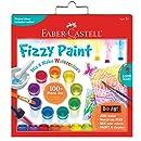 Faber Castell Do Art Fizzy Paint, Mix & Make Liquid Watercolors - Liquid Watercolor Paint Set for Kids
