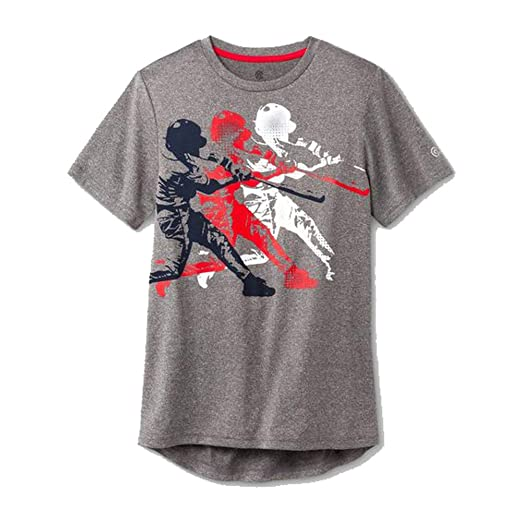 667dd4bae Amazon.com: Champion C9 Boys' Graphic Tech T-Shirt -: Clothing