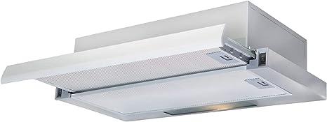Sia tsc60ss acero inoxidable 60 cm telescópica Campana Extractor ventilador: Amazon.es: Grandes electrodomésticos