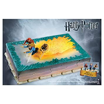 Harry Potter And The Deathly Hallows Cake Decorating Kit