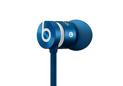 amazon com urbeats wired in ear headphone blue home audio \u0026 theater