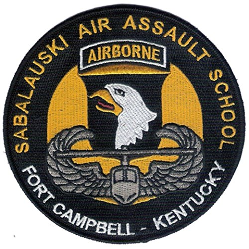 air assault patch - 8