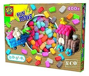 Ses - Pack de 400 bolas maíz (24979)