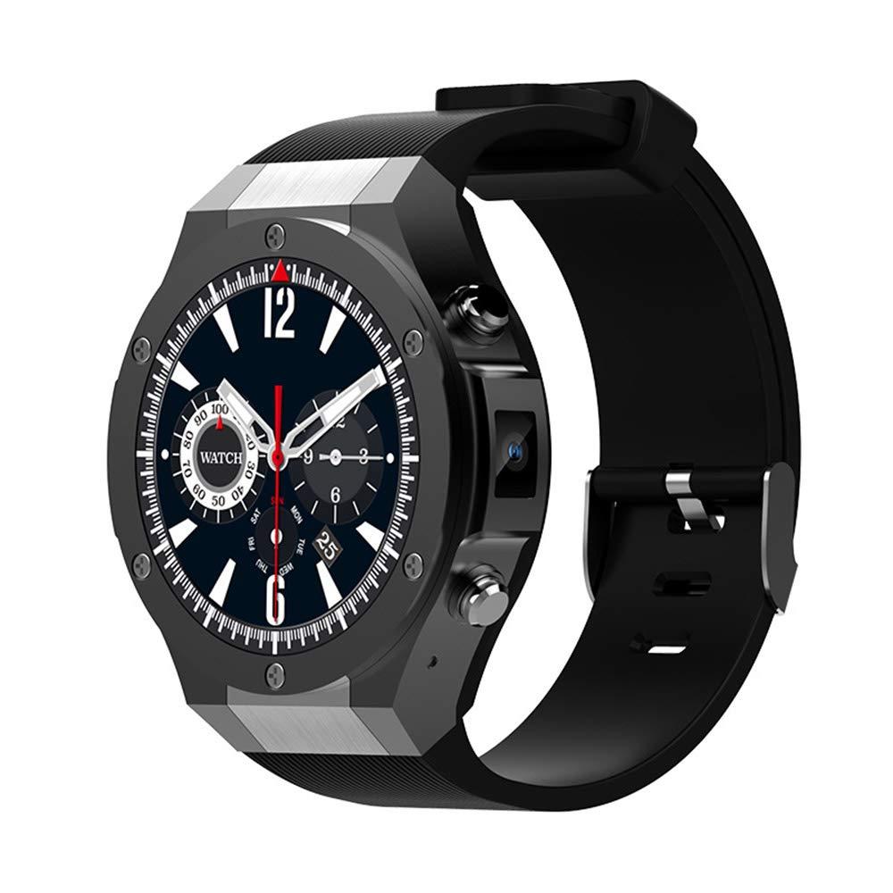 Amazon.com: Smart watch H2 Round 3G Bluetooth SIM Card ...