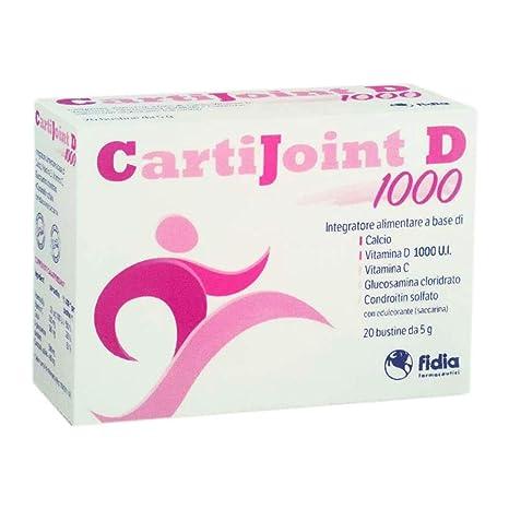 Integratori a supporto di ossa e cartilagine per le persone dai 50 anni in su