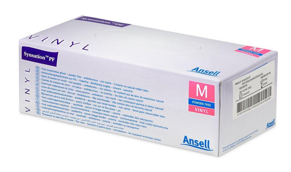 Ansell Medical 5787107EU Encore Microptic, Guante Quirúrgico Estéril de Látex Natural sin Empolvar, Tamaño 9, Dispensador de 50 Pares, Marrón: Amazon.es: ...