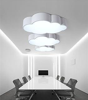 Malovecf Wolken Lampe Moderne Minimalistische Led Deckenleuchte Eisen Zimmer Schlafzimmer Wohnzimmer Kinderzimmer 520