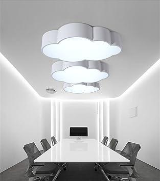 Malovecf Wolken Lampe Moderne Minimalistische Led Deckenleuchte Eisen  Wolken Zimmer Lampe Schlafzimmer Wohnzimmer Kinderzimmer, 520