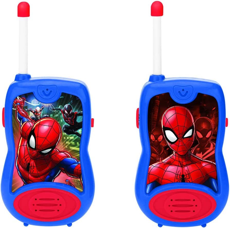 Spider-Man - Walkie-Talkies