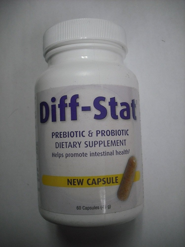 Diff-Stat Capsules 60 Count (4 Pack)