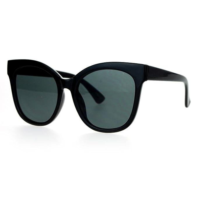 Amazon.com: Gran tamaño mariposa moda anteojos de sol para ...