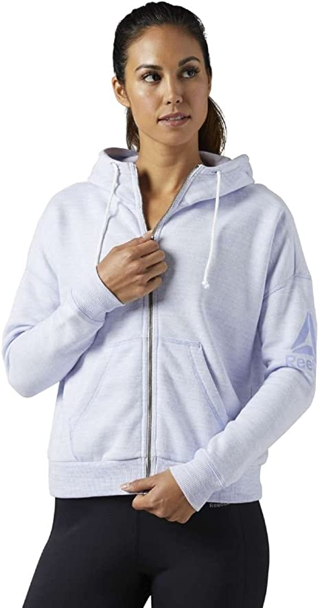 Reebok Element Marble Full Zip Hood