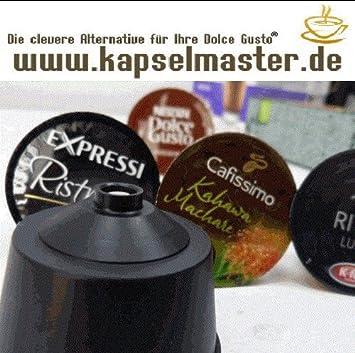La cápsula Master – Utilice la de cápsulas de Aldi Süd ® Tchibo® & Co