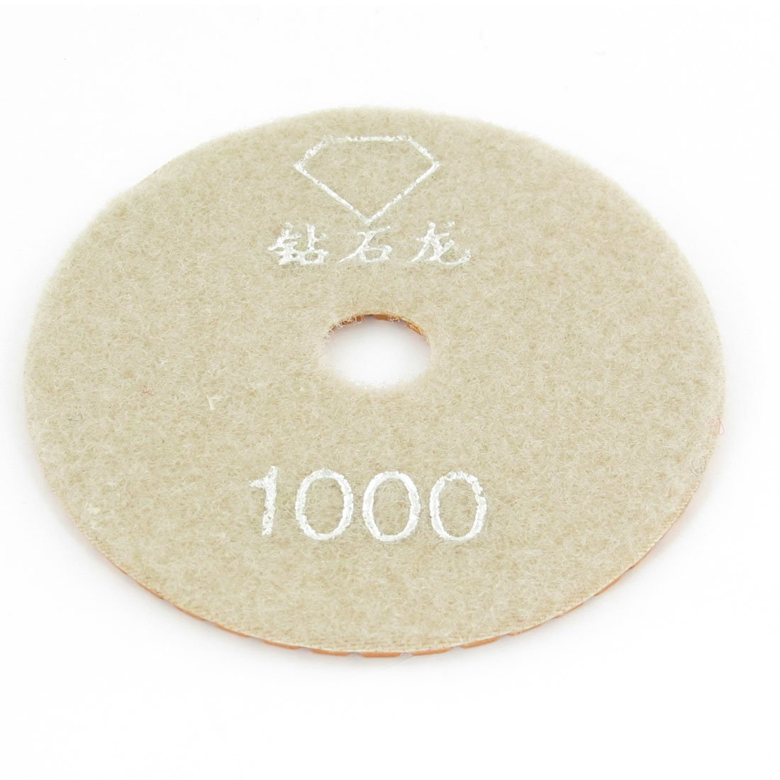 // Uxcell a13090500ux1093 Ltd Uxcell 3.9-Inch Dia Grit 1000 Tile Stone Wet Polisher Diamond Polishing Pad Dragonmarts Co