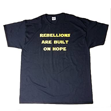 Amazoncom Rogue One Quote Shirt I Am One With The Force
