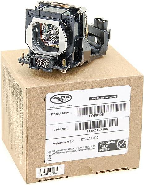 Alda PQ Profesional, Lámpara de proyector/Repuesto ET-LAE900 para ...