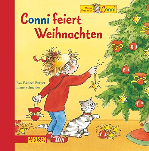 Conni-Bilderbücher: Conni feiert Weihnachten