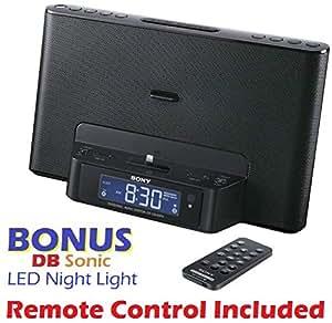 sony dream machine dual alarm clock ipod. Black Bedroom Furniture Sets. Home Design Ideas