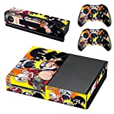 Uzumaki Naruto Xbox one skin for console and controllers