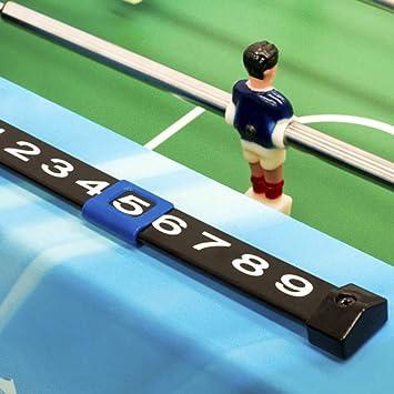 Devessport - Multijuego 7 en 1 - Futbolín, Billar, Push Hockey ...