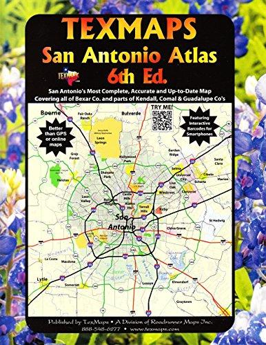 San Antonio Atlas