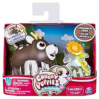 Chubby Puppies & Friends - Single Pack - Cinnamon Deer: Toys & Games