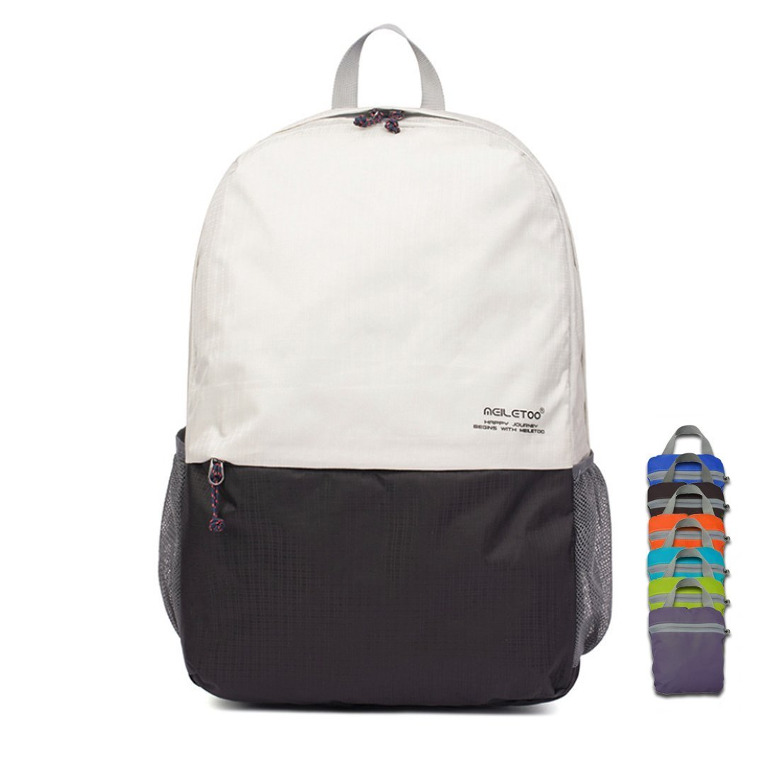 Bagspert Slim Business Laptop Backpack for Women Men Travel Waterproof Daypack