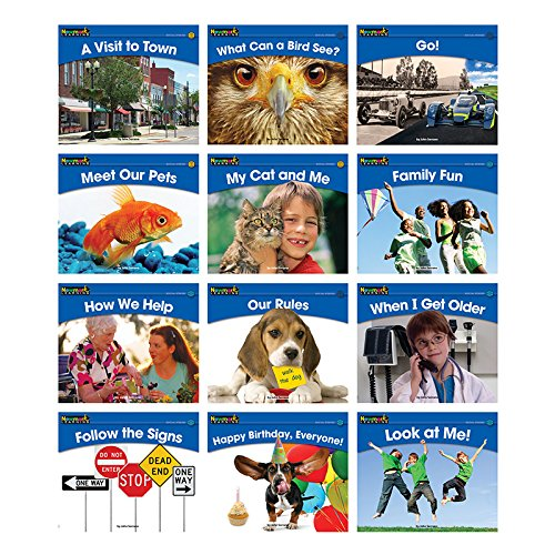 Newmark Learning Social Studies Content-Area Leveled Readers Aid (Content Area Readers)