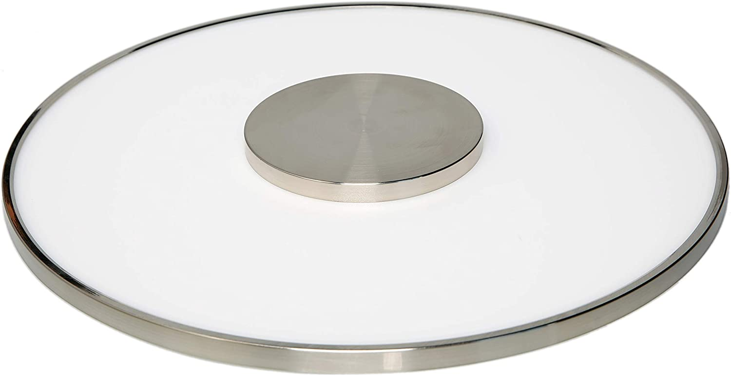 quality assurance Nuvo 62 1526 Blink Luxe LED Mount Flush Atlanta Mall 17