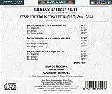 Violin Ctos 17 15 & 9 Vii