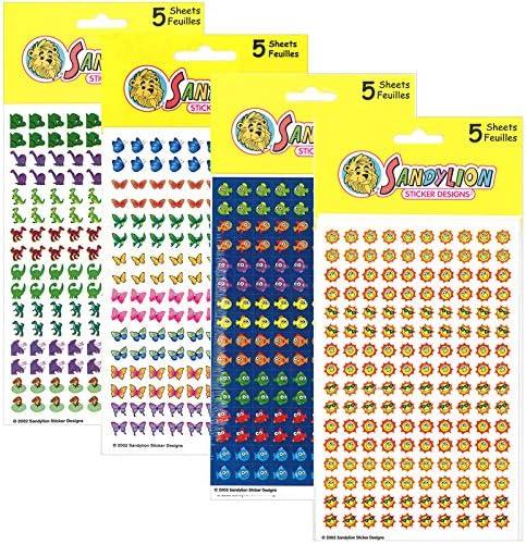 CHART STICKERS VARIETY PACK: Amazon.es: Hogar