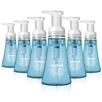 Deals on 6-Pack Method Foaming Hand Soap, Sea Minerals 10Oz