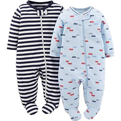 aec5336a6700 Amazon.com  Child Of Mine Made By Carters Baby Boy Sleep N Play - 2 ...