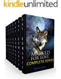 Bundle - Marked for Love | Gay Romance Paranormal MM Werewolf Shifter Series | COMPLETE SERIES: Gay Romance M M