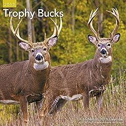 2018 Trophy Bucks Wall Calendar (Mead)