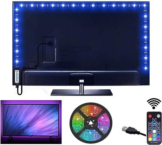 Amagle - Tira de luces LED de 9,85 pies para TV de 40 – 70 ...